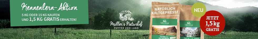 Müllers Naturhof Trockenfutter Sale