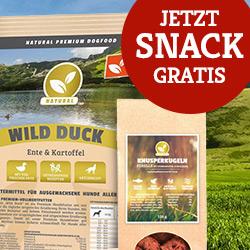 Hundeland Natural Snack Sale