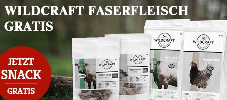 Wildcraft Snack gratis