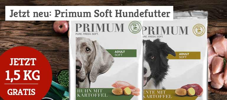 Primum Soft Hundefutter Sale