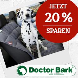 Doctor Bark Aktion - 20% Rabatt auf alle Autodecken