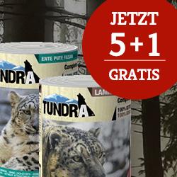Tundra Nassfutter Aktion 5+1