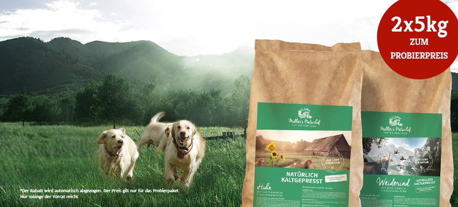 Müllers Naturhof Probierpaket