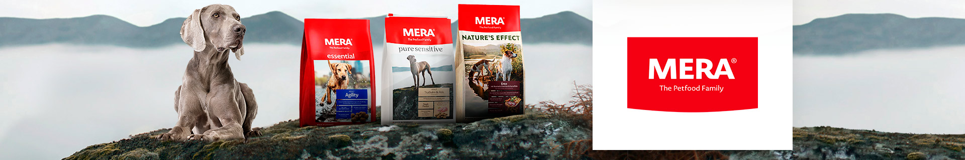 Markenshop - Mera - Trockenfutter