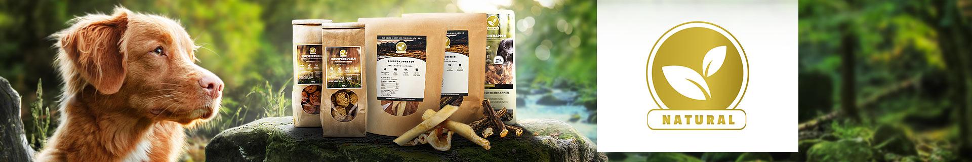 Natural Hundesnacks