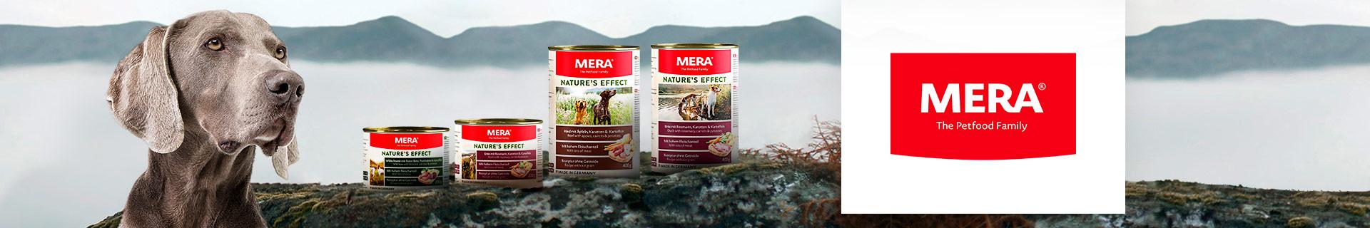 Markenshop - Mera - Nassfutter - Natures Effect