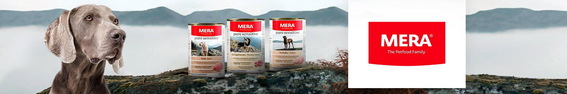 Markenshop - Mera - Nassfutter - Pure Sensitive