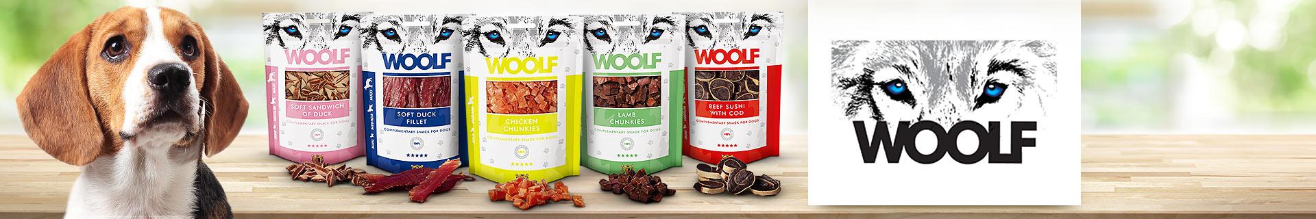 Woolf snacks