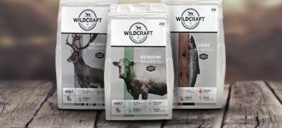 Wildcraft Trockenfutter ohne Getreide