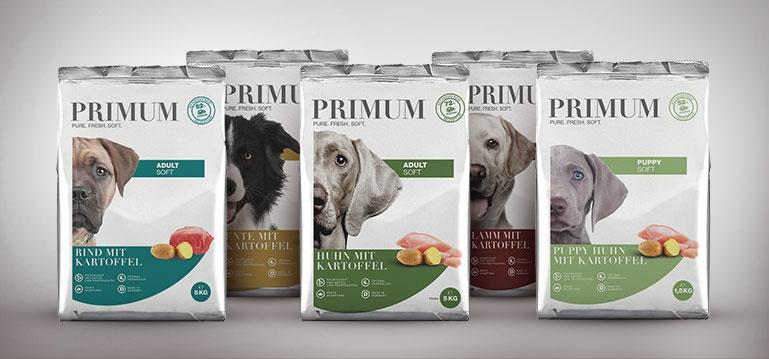 PRIMUM Softfutter für Hunde