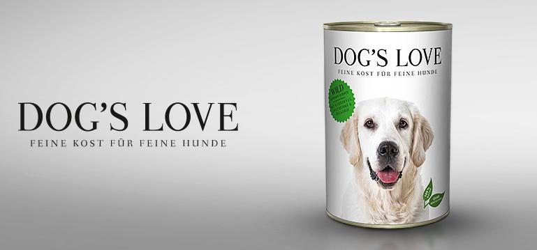 Dog's Love Nassfutter Hund