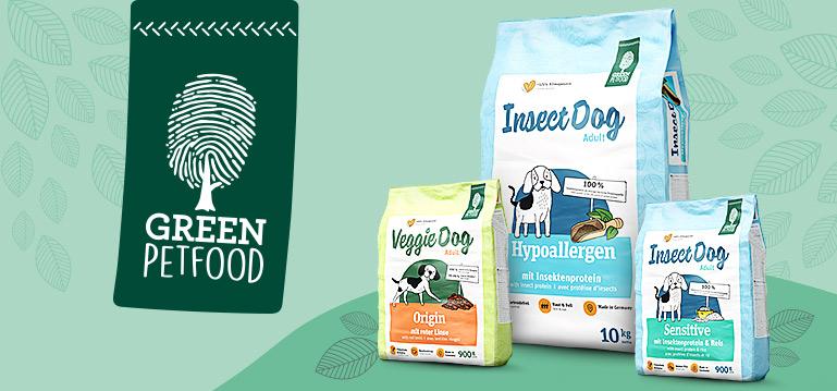 Green Petfood Hundefutter - Hund