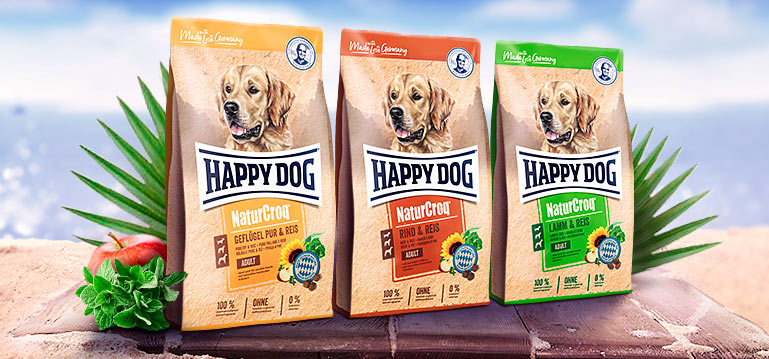 Happy Dog Trockenfutter Hund