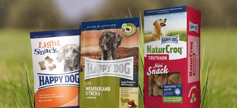 Zu Happy Dog Snacks
