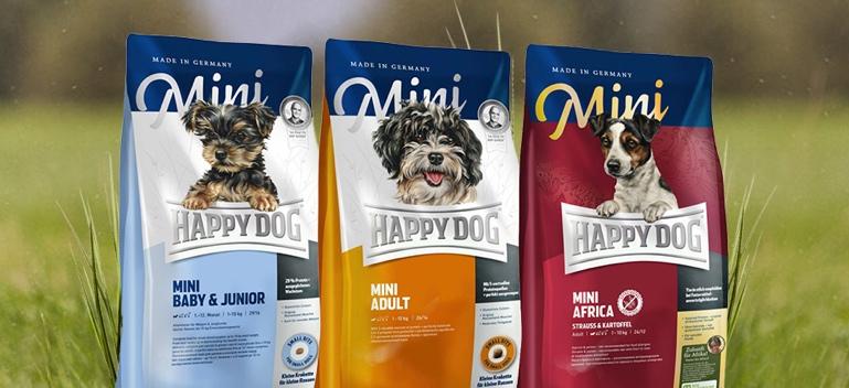 zu Happy Dog Supreme Mini