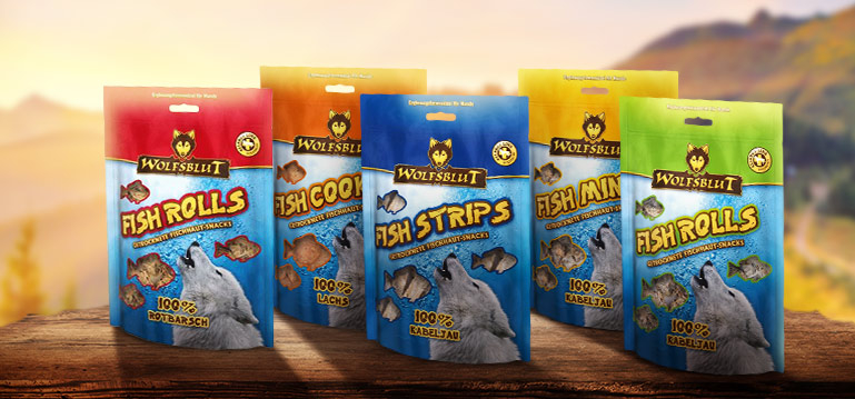 Wolfsblut Fish Snacks