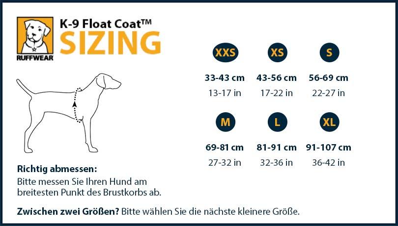 Ruffwear K9 Floatcoat