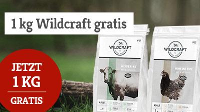 Wildcraft 1 kg gratis