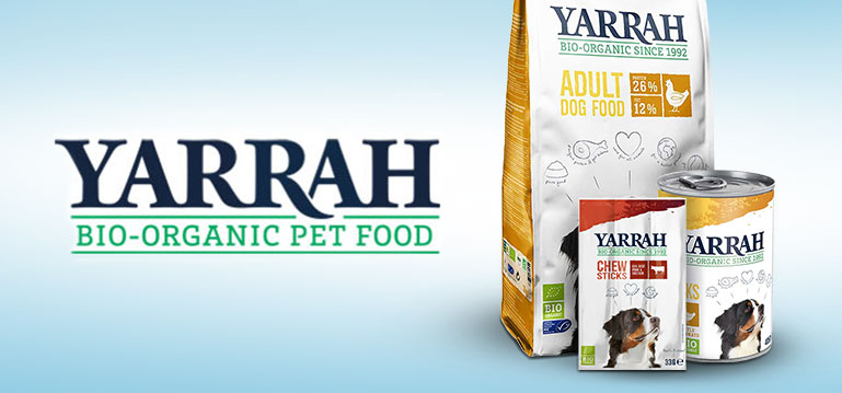 Yarrah Bio Hundefutter