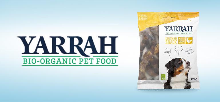 Yarrah Bio Snacks