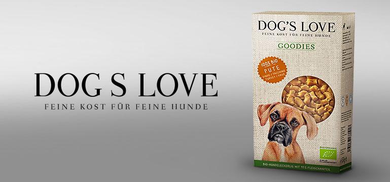 Dog's Love Bio Snacks