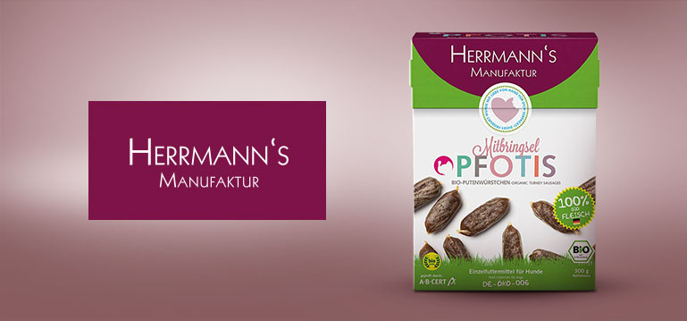 Herrmann's Bio Snacks